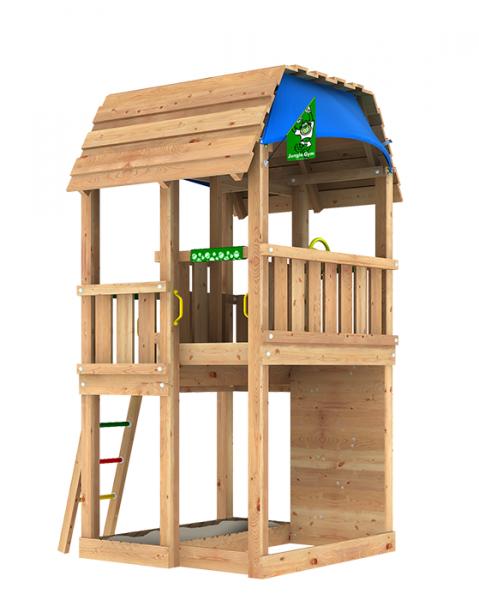 Spielturm Barn