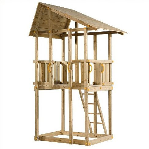 Spielturm Hangar