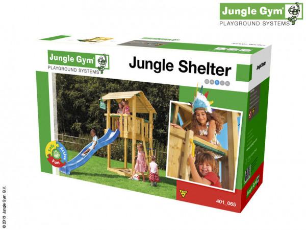Selbstbaukit Spielturm Shelter