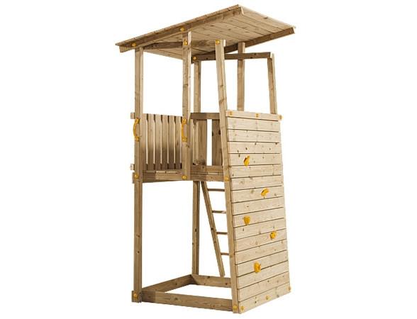 Selbstbaukit Spielturm Bunker