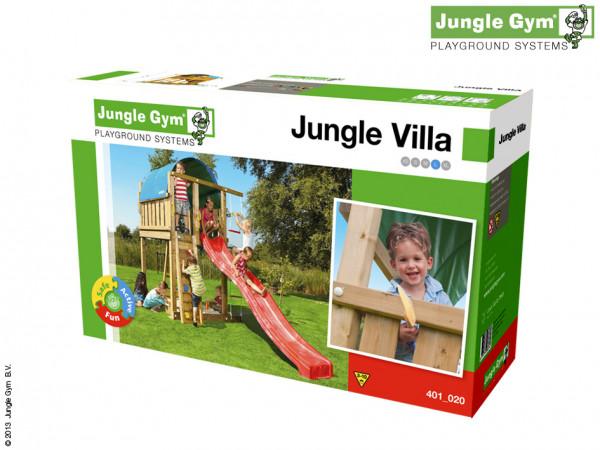 Selbstbaukit Spielturm Villa