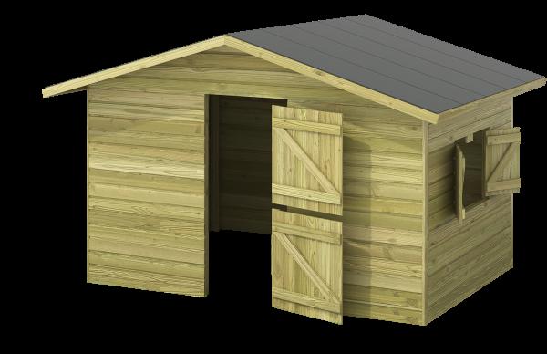 Spielhaus Gartenmonster Leonie mini