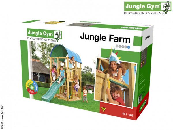 Selbstbaukit Spielturm Farm