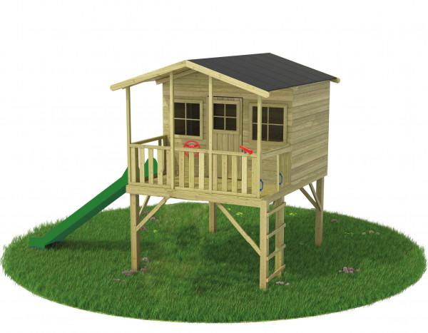 Kinderspielhaus Gartenmonster Maik 125