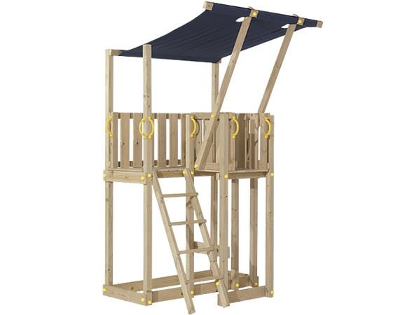 Selbstbaukit Spielturm Mezzanine