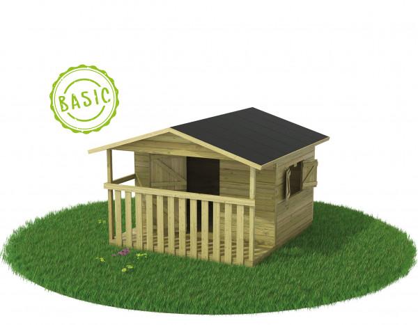 BASIC Spielhaus Gartenmonster Leonie